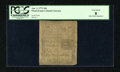 Colonial Notes:Pennsylvania, Pennsylvania April 3, 1772 18d PCGS Very Good 08....