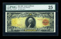 Large Size:Gold Certificates, Fr. 1179 $20 1905 Gold Certificate PCGS Very Fine 25....