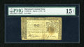 Colonial Notes:Maryland, Maryland March 1, 1770 $2 PMG Choice Fine Net 15....