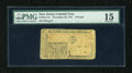 Colonial Notes:New Jersey, New Jersey November 20, 1757 £3 PMG Choice Fine 15....