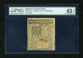 Colonial Notes:Delaware, Delaware January 1, 1776 20s PMG Choice Extremely Fine 45 EPQ....