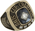 Miscellaneous Collectibles:General, 1978 Vitas Gerulaitis Davis Cup Championship Ring. Best-rememberedfor his triumph in men's singles at the 1977 Australian ...