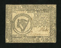 Colonial Notes:Continental Congress Issues, Continental Currency February 26, 1777 $8 Very Fine....
