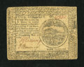 Colonial Notes:Continental Congress Issues, Continental Currency November 2, 1776 $4 Very Fine+....