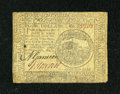 Colonial Notes:Continental Congress Issues, Continental Currency May 9, 1776 $4 Fine....