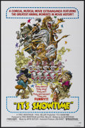 "Movie Posters:Documentary, It's Showtime (United Artists, 1976). One Sheet (27"" X 41""). Documentary...."