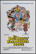 "Movie Posters:Animated, The Bugs Bunny/Road Runner Movie (Warner Brothers, 1979). One Sheet (27"" X 41""). Animated...."