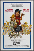 """Movie Posters:Sports, The Bad News Bears (Paramount, 1976). One Sheet (27"""" X 41""""). Sports...."""