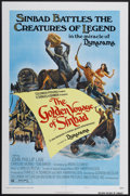 """Movie Posters:Fantasy, The Golden Voyage of Sinbad (Columbia, 1973). One Sheet (27"""" X 41"""")Style A. Fantasy...."""