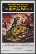 "Movie Posters:Documentary, The Animal World (Warner Brothers, 1956). One Sheet (27"" X 41""). Documentary.. ..."