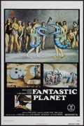 "Movie Posters:Animated, Fantastic Planet (New World, 1973). One Sheet (27"" X 41"").Animated...."