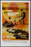 "Movie Posters:Drama, The Hunting Party (United Artists, 1971). One Sheet (27"" X 41"").Drama...."