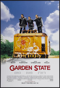 "Garden State (20th Century Fox, 2004). One Sheet (26.75"" X 39.75"") SS Advance. Comedy"
