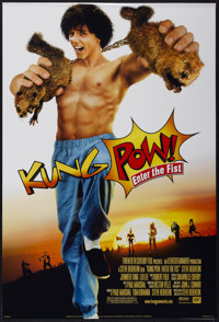 """Kung Pow: Enter the Fist (20th Century Fox, 2002). One Sheet (27"""" X 40"""") SS Style A. Action"""