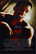 "Movie Posters:Sports, Ali (Columbia, 2001). One Sheet (26.75"" X 39.75"") SS Advance. Sports...."