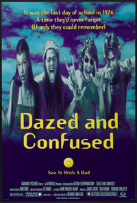 "Dazed and Confused Lot (Gramercy, 1993). One Sheets (2) (26.75"" X 39.75"")SS Advance and Regular. Comedy.... (T..."
