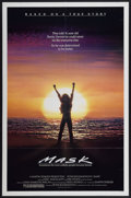 "Movie Posters:Drama, Mask (Universal, 1985). One Sheet (27"" X 41""). Drama...."