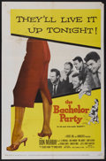 """Movie Posters:Drama, The Bachelor Party (United Artists, 1957). One Sheet (27"""" X 41""""). Drama...."""