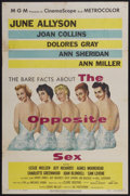 "Movie Posters:Drama, The Opposite Sex (MGM, 1956). One Sheet (27"" X 41""). Drama...."
