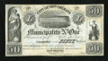 Obsoletes By State:Louisiana, New Orleans, LA- City of New Orleans Municipality No. One $50 Oct. 30, 1837. ...