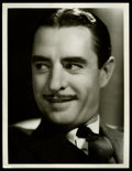 "Movie Posters:Miscellaneous, John Gilbert Publicity Still by George Hurrell (MGM, 1931). Still (10"" X 13""). Miscellaneous...."