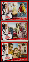 "Movie Posters:James Bond, Dr. No (United Artists, R-1970s). Italian Photobustas (6) (19"" X 26.25""). James Bond.... (Total: 6 Items)"