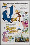 "Movie Posters:Animated, The Sword in the Stone (Buena Vista, R-1973). One Sheet (27"" X41""). Animated...."