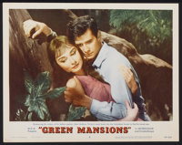 "Green Mansions (MGM, 1959). Lobby Card (11"" X 14""). Drama"