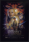 """Movie Posters:Science Fiction, Star Wars: Episode I - The Phantom Menace (20th Century Fox, 1999).One Sheet (27"""" X 40"""") Style B SS. Science Fiction...."""