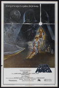 """Movie Posters:Science Fiction, Star Wars (20th Century Fox, 1977). One Sheet (27"""" X 41"""") Style A.Science Fiction...."""