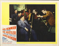 "Movie Posters:Sports, The Hustler (20th Century Fox, 1961). Lobby Cards (2) (11"" X14"").... (Total: 2 Items)"