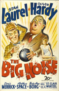 """Movie Posters:Comedy, The Big Noise (20th Century Fox, 1944). One Sheet (27"""" X 41"""")...."""