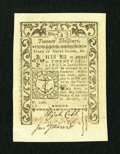 Colonial Notes:Rhode Island, Rhode Island May 1786 20s Gem New....