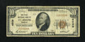 National Bank Notes:Missouri, Saint Joseph, MO - $10 1929 Ty. 1 The First NB Ch. # 4939. ...