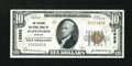 National Bank Notes:Missouri, Maplewood, MO - $10 1929 Ty. 1 The Citizens NB Ch. # 12955. ...