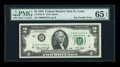 Error Notes:Inking Errors, Fr. 1935-H $2 1976 Federal Reserve Note. PMG Gem Uncirculated 65EPQ.. ...