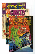 Silver Age (1956-1969):Horror, Charlton Silver Age Horror Group (Charlton, 1962-72).... (Total: 10Comic Books)