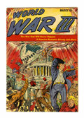 Golden Age (1938-1955):Science Fiction, World War III #1 (Ace, 1953) Condition: GD/VG....