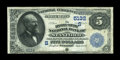 National Bank Notes:Kentucky, Stanford, KY - $5 1882 Value Back Fr. 574 The Lincoln County NB Ch.# (S)5132. ...