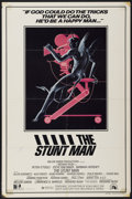 "Movie Posters:Adventure, The Stunt Man (20th Century Fox, 1980). One Sheet (27"" X 41"") StyleB. Adventure...."