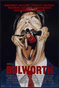 """Movie Posters:Comedy, Bulworth (20th Century Fox, 1998). One Sheet (27"""" X 40"""") Style B SS. Comedy...."""