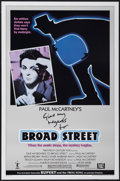 "Movie Posters:Rock and Roll, Give My Regards to Broad Street (20th Century Fox, 1984). One Sheet(27"" X 41"") Style B. Rock and Roll...."