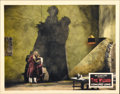 "Movie Posters:Horror, The Wizard (Fox, 1927). Lobby Card (11"" X 14"")...."