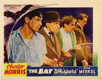 "The Bat Whispers (United Artists, R-1930s). Lobby Card (11"" X 14"")"