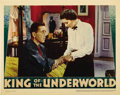 "Movie Posters:Crime, King of the Underworld (Warner Brothers, 1939). Lobby Card (11"" X14"")...."