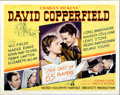 "Movie Posters:Drama, David Copperfield (MGM, 1935). Title Lobby Card (11"" X 14"")...."