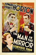 "Movie Posters:Comedy, Man in the Mirror (Grand National, 1936). One Sheet (27"" X 41"")...."