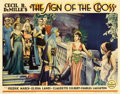 "Movie Posters:Drama, The Sign of the Cross (Paramount, 1932). Lobby Cards (4) (11"" X14"").... (Total: 4 Items)"