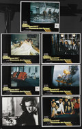 """Movie Posters:James Bond, Diamonds Are Forever (United Artists, 1971). Lobby Cards (6) (11"""" X 14"""") and Still (10"""" X 13.25""""). James Bond Action. Starri... (Total: 7 Items)"""