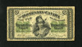 Canadian Currency: , DC-1c 25¢ 1870 Very Good.. This is a nice example for the grade....